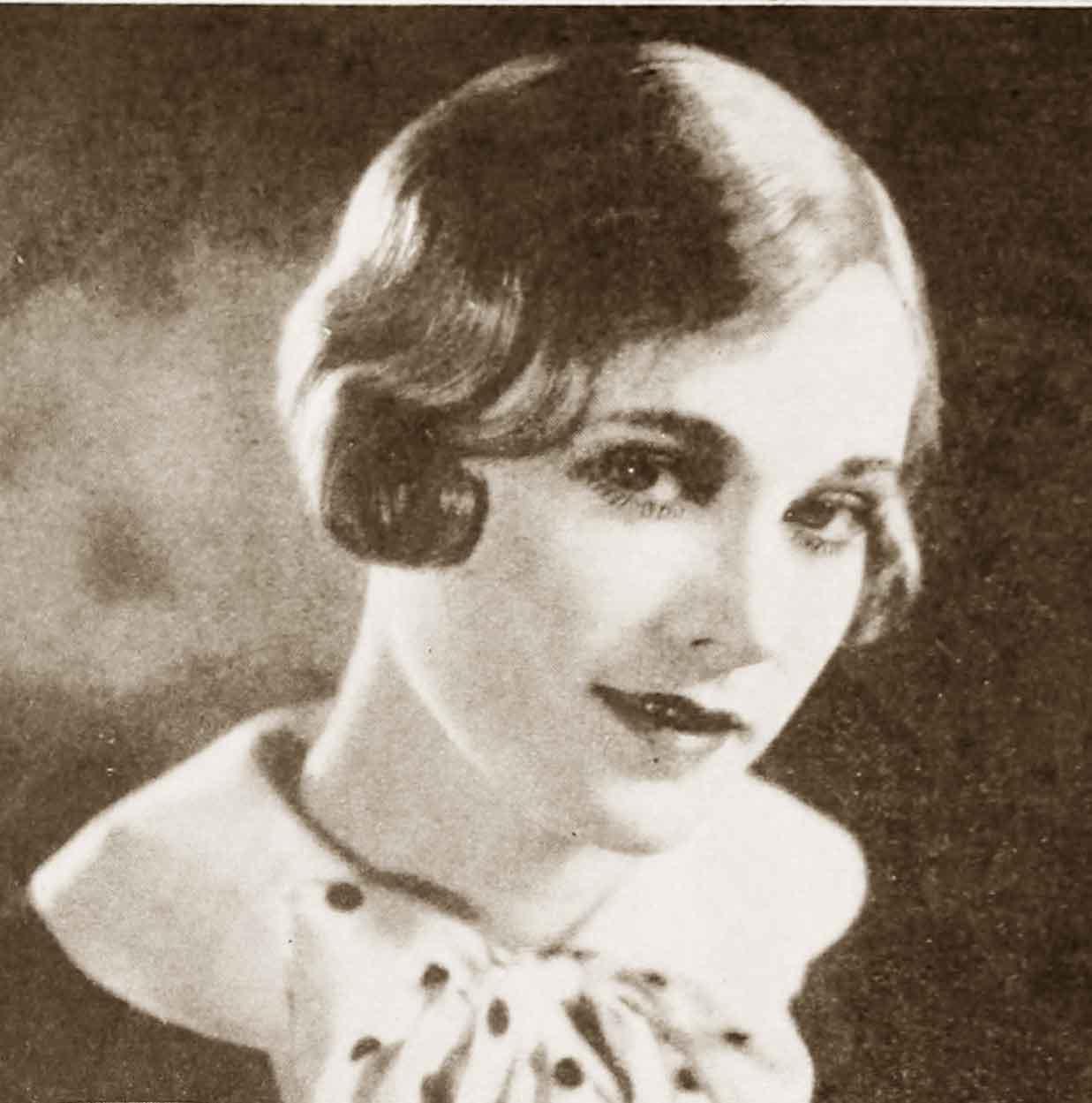 Sensational 1920S Hairstyles New Bobbed Hairstyles For 1925 Glamourdaze Short Hairstyles For Black Women Fulllsitofus