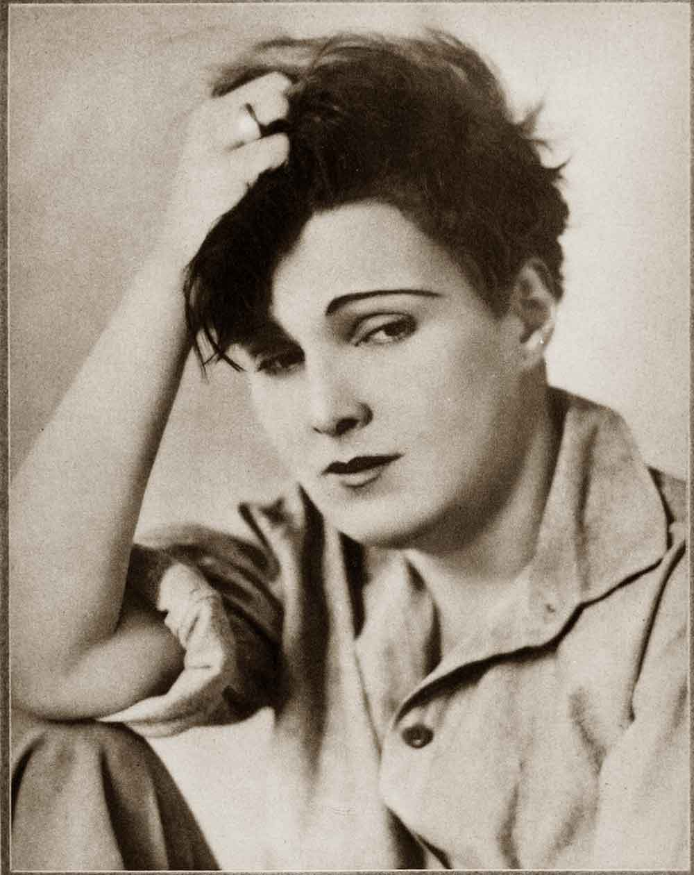 1920s hairstyles – new bobbed hairstyles for 1925 | glamourdaze