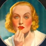 Hollywood Beauty Secrets – Carole Lombard with Max factor