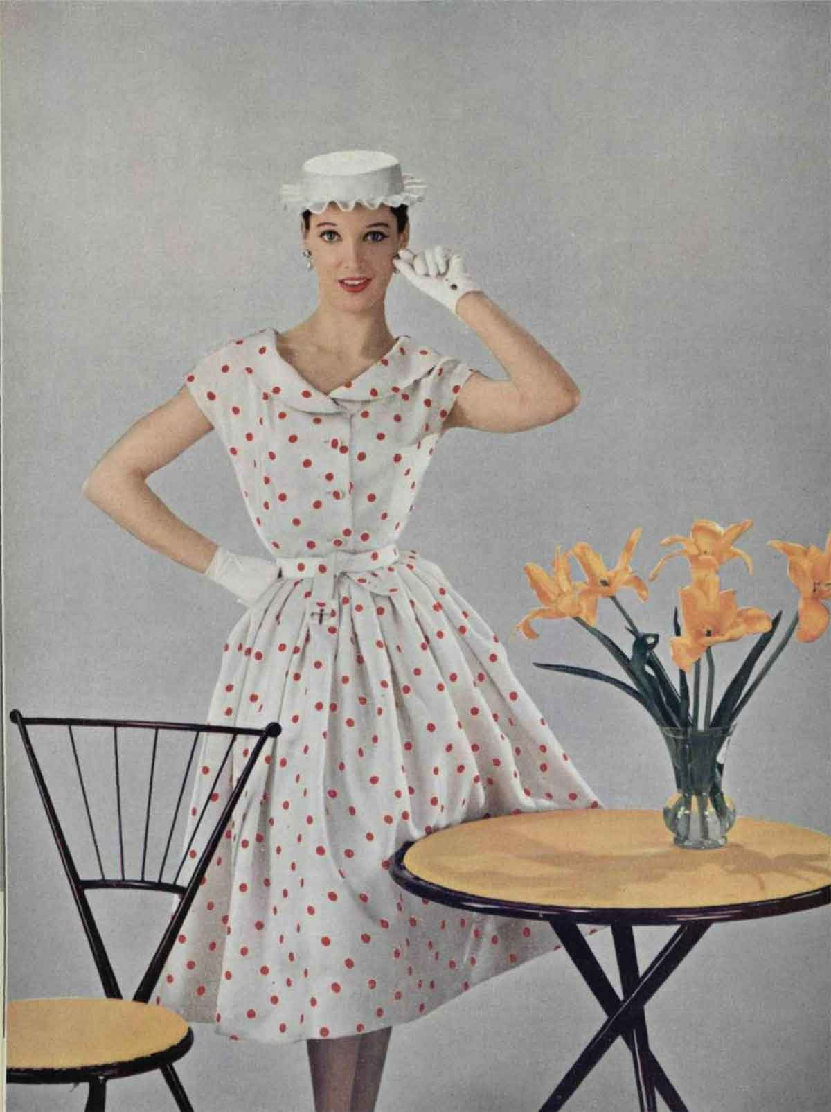 The Top Paris Designer Dresses Of 1954 Glamour Daze