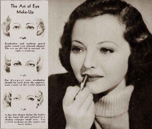 Max-Factors-Art-of-Eye-makeup---Sylvia-Sidney