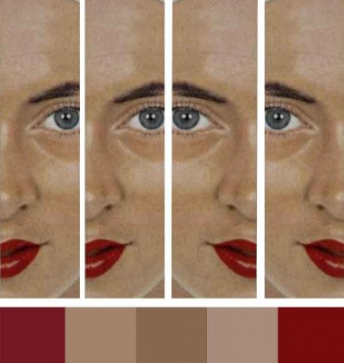 The-Sports-Makeup-Look-Palette--1950s-palette