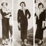 1930s Fashion – Autumn Dress Styles for 1934