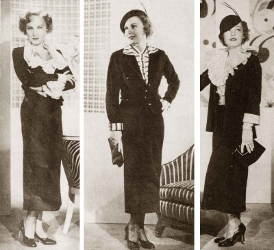 1930s-fashion---Autumn-styles-for-1934