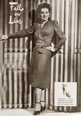 1940s-Fall-Fashions---Maureen-O-Hara