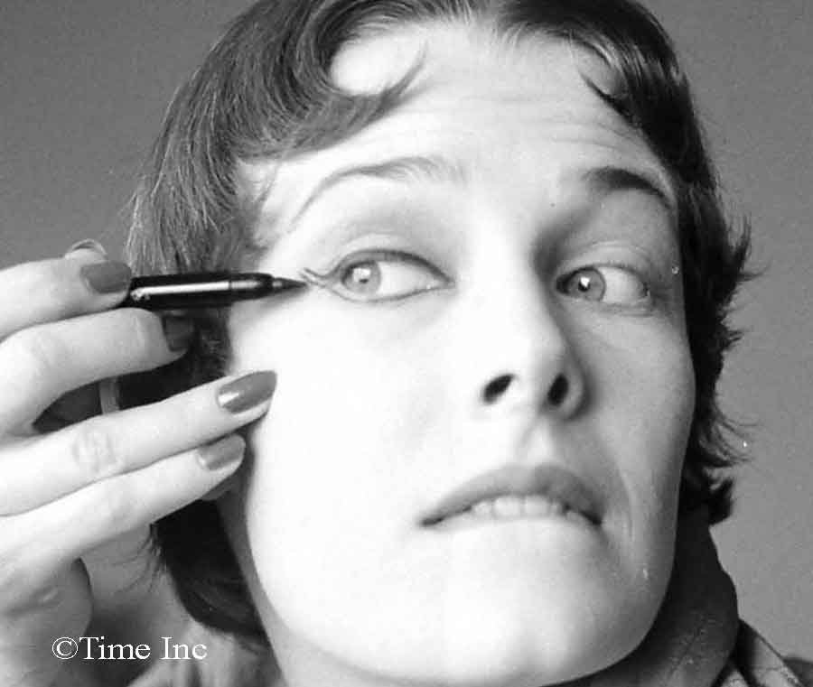 French Eyes Doe Eyed Look Takes World By Storm In 1950