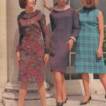 1960s Fashion – Autumn Wardrobe Plan for 1964