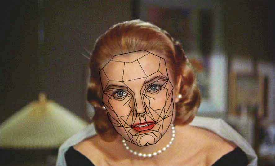 Grace Kelly Face With The Golden Ratio Of Beauty Glamour Daze