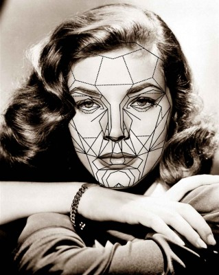 Lauren-Bacall---a face with the Golden Ratio of beauty