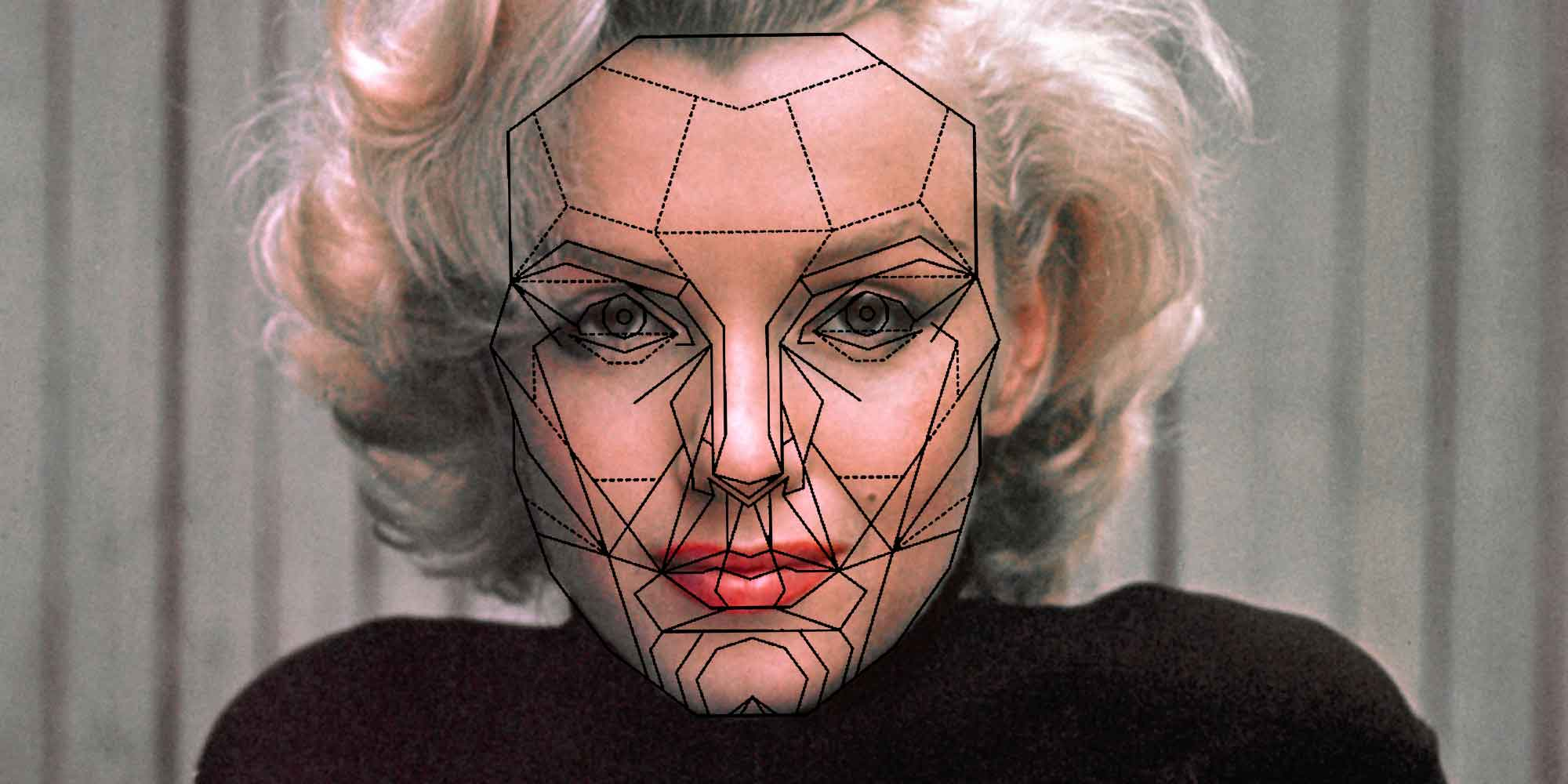 Golden ratio facial beauty