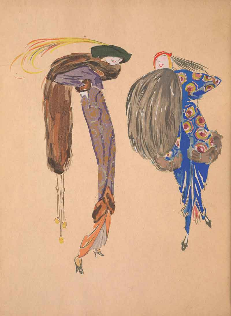 Poiret king of fashion book Fashion Eras and Names of Design Movements in History