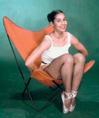 Vintage Black Glamour 5-Carmen-De-Lavallade---Prima-Ballerina