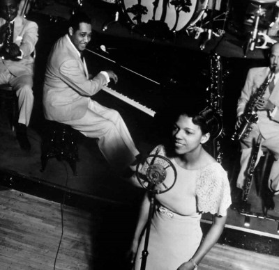 Vintage Black Glamour 7 -Duke Ellington-Ivie-Anderson