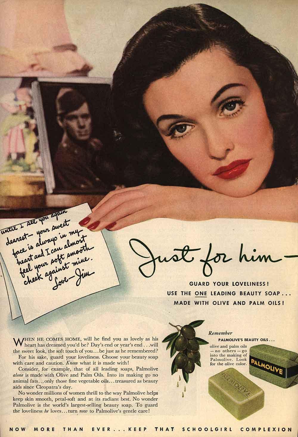 1940 – Five Steps to Winter Beauty