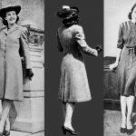 1940s Fashion – The Winter Dress and Coat of 1941
