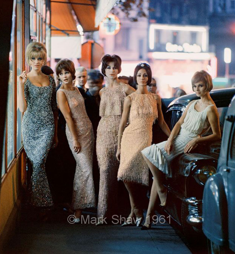 b9a6ef660f 1960s Fashion - The Chanel Look of 1961