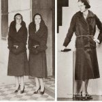 1930 Fashion – Winter Styles turn Russian