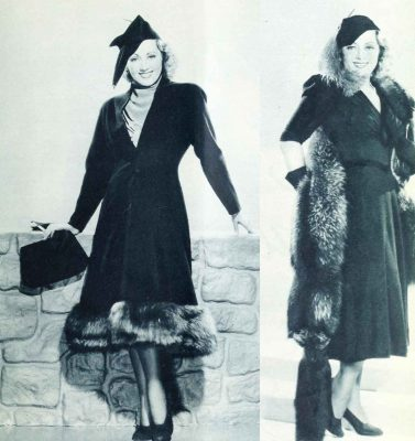 1930s-Fashion---Joan-Blondell's-Wedding-Trousseau---1936-a