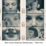 Max Factor MakeUp Masterclass – 1936 Film