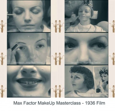 Max-Factor-MakeUp-Masterclass---1936-Film