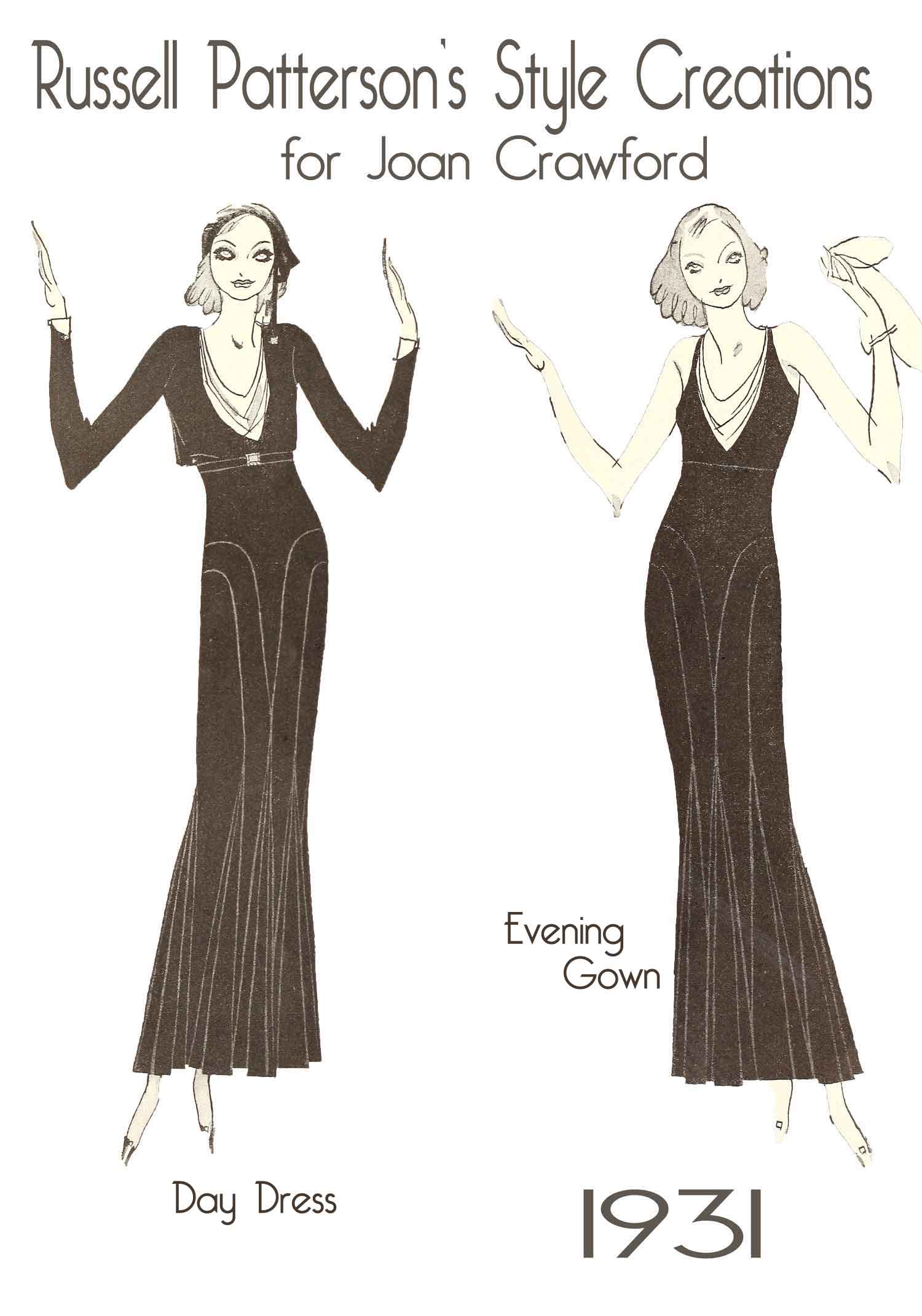 Russel-Pattersons-Style-Creations-for-Joan-Crawford---1931b