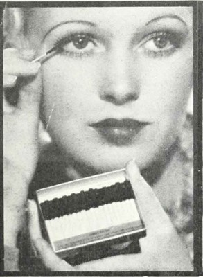 1930s mascara sticks