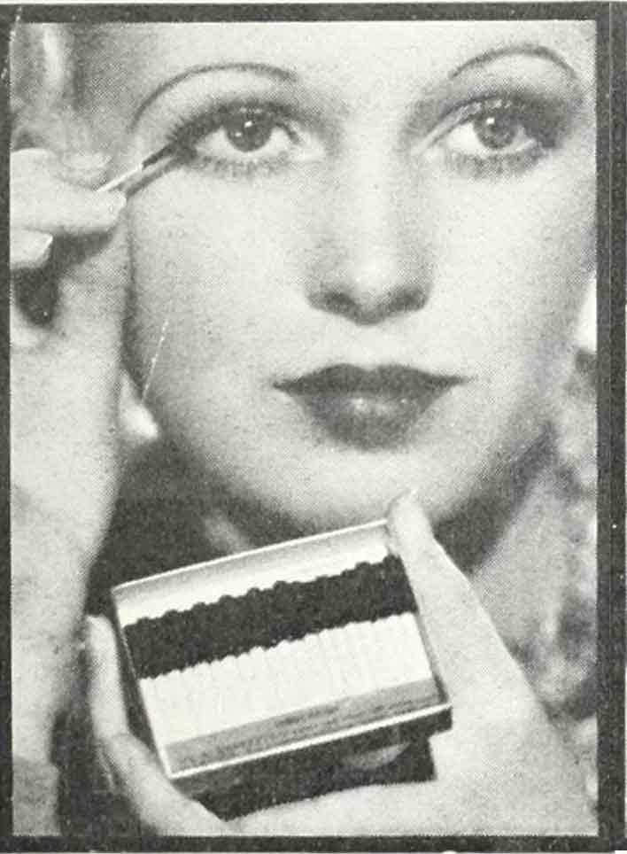 1930s Hollywood Eyes Makeup Tips Glamour Daze