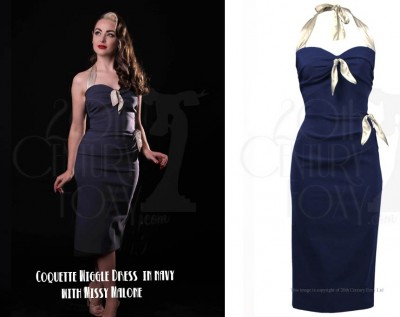 Coquette-Wiggle-Dress-in-Navy---20th-Century-Foxy
