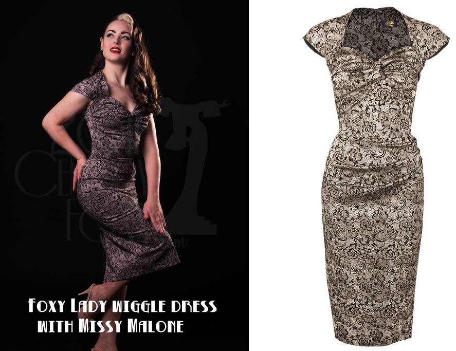 Foxy lady dress code