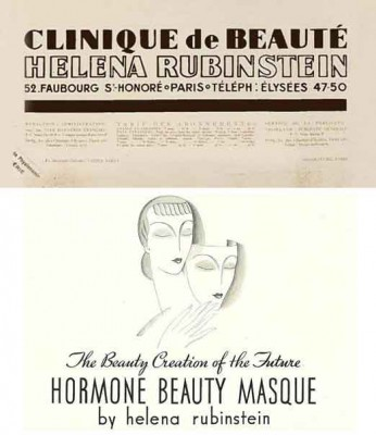 Helena-Rubinstein---clinique-beaute-hormine-masks