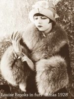 Louise-Brooks---Christmas-Fur-Fashions-1928