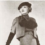 1930s Fashion – Claire Trevor's well dressed winter suit of 1933