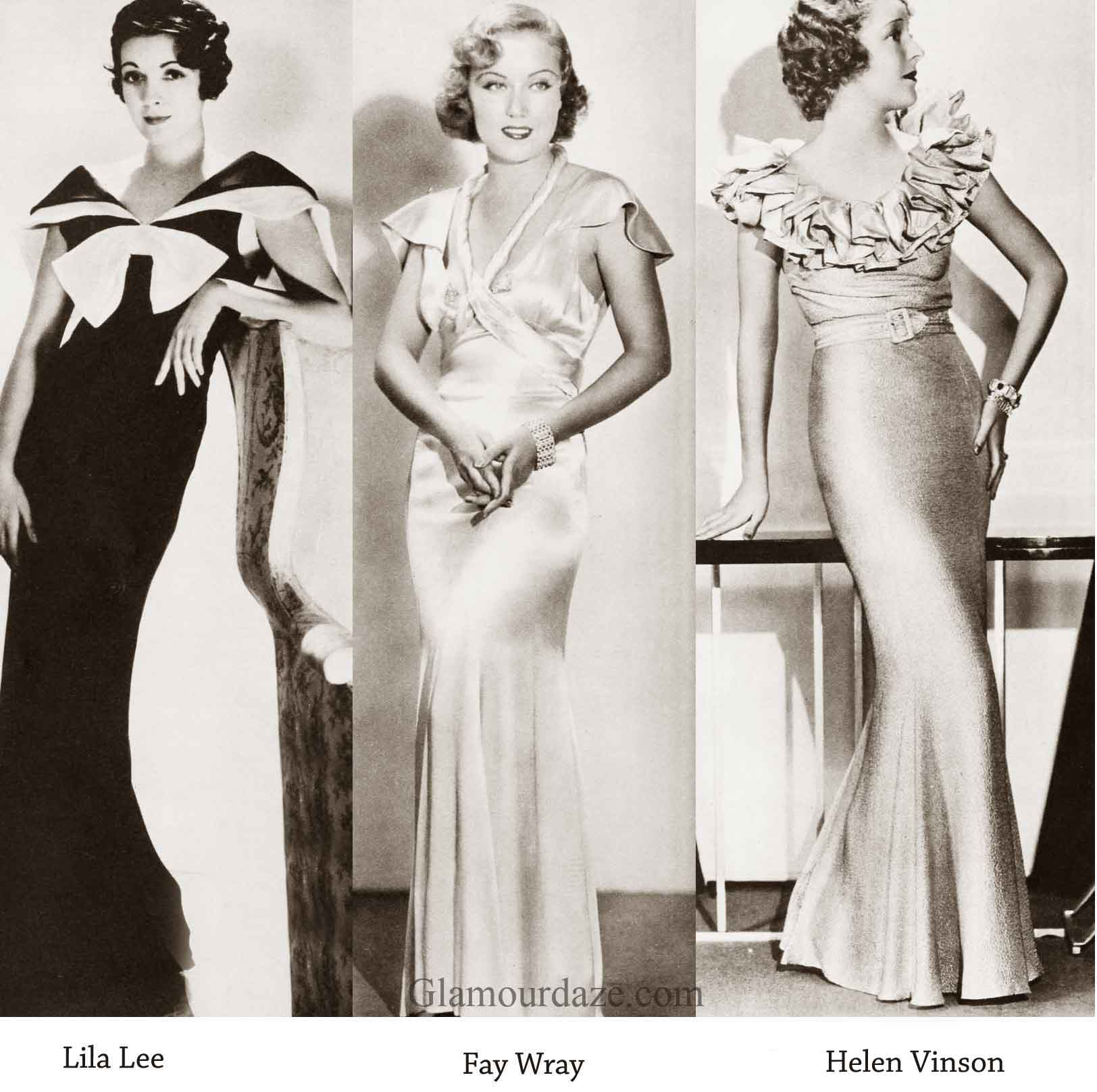 Excellent The Women Wore Dresses And Kept Their Hair Close To Their Head Fur Was In And So Were Floral Patterns Makeup Was Chic And Shoulder Pads Were Very Important Until The Late 1930s Although Hats Were Still Popular For Women, They Were