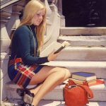 100 + Years of College Girl Fashion