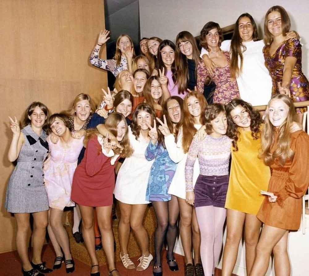 college girls years