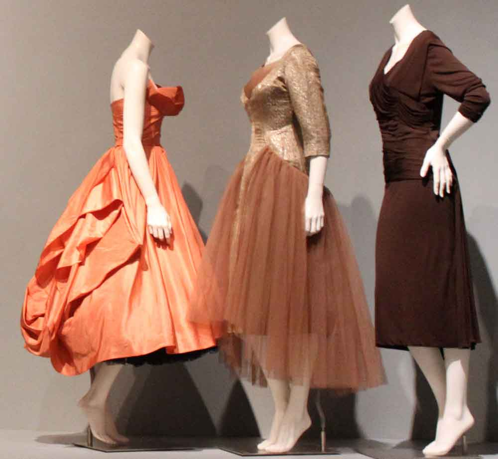 Fashion From The 1940s To The