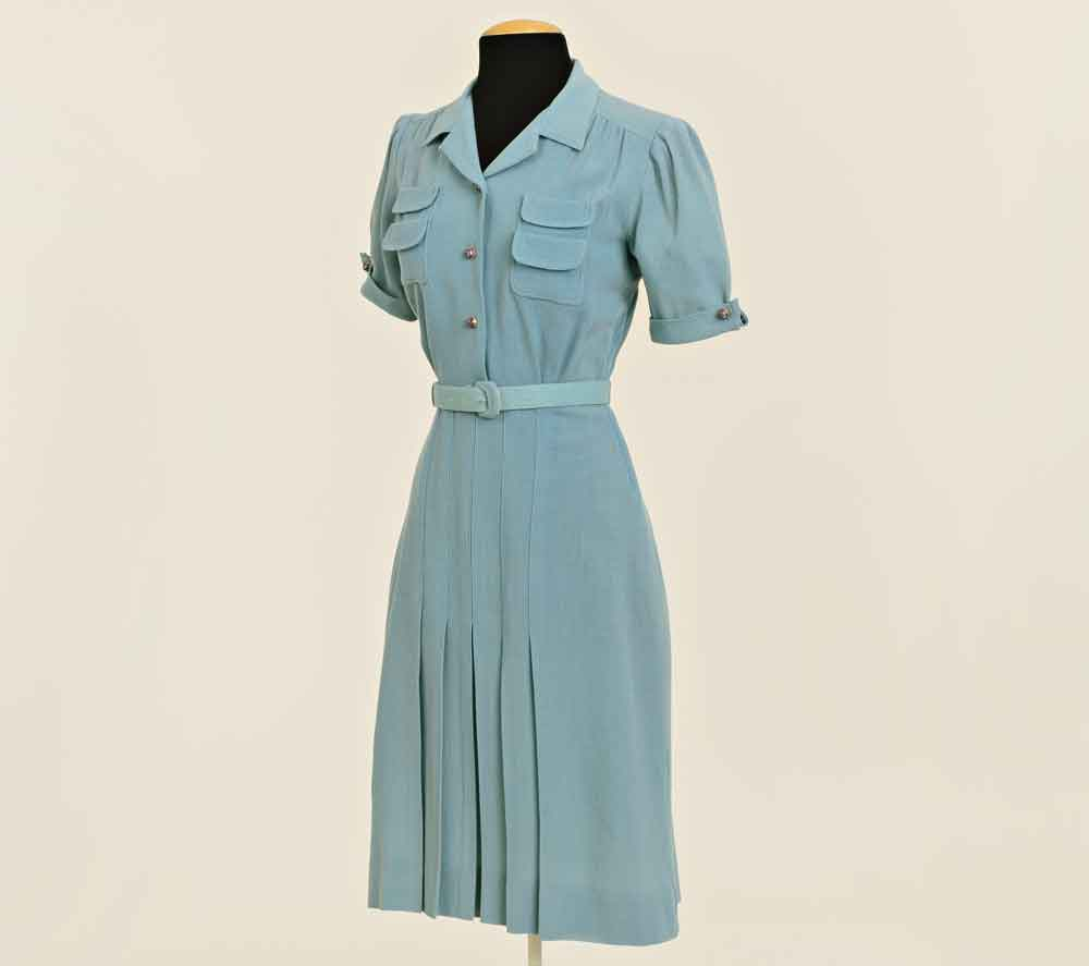 Rationing To Ravishing Fashion From The 1940s To The