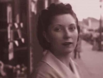 1930's Street fashions captured on film in 1938