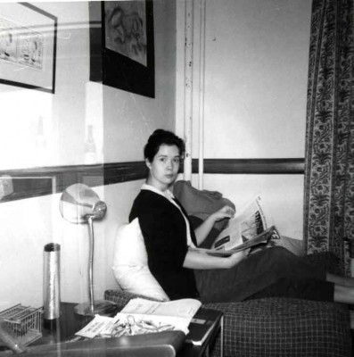 Vassar---1960s-student-dorm