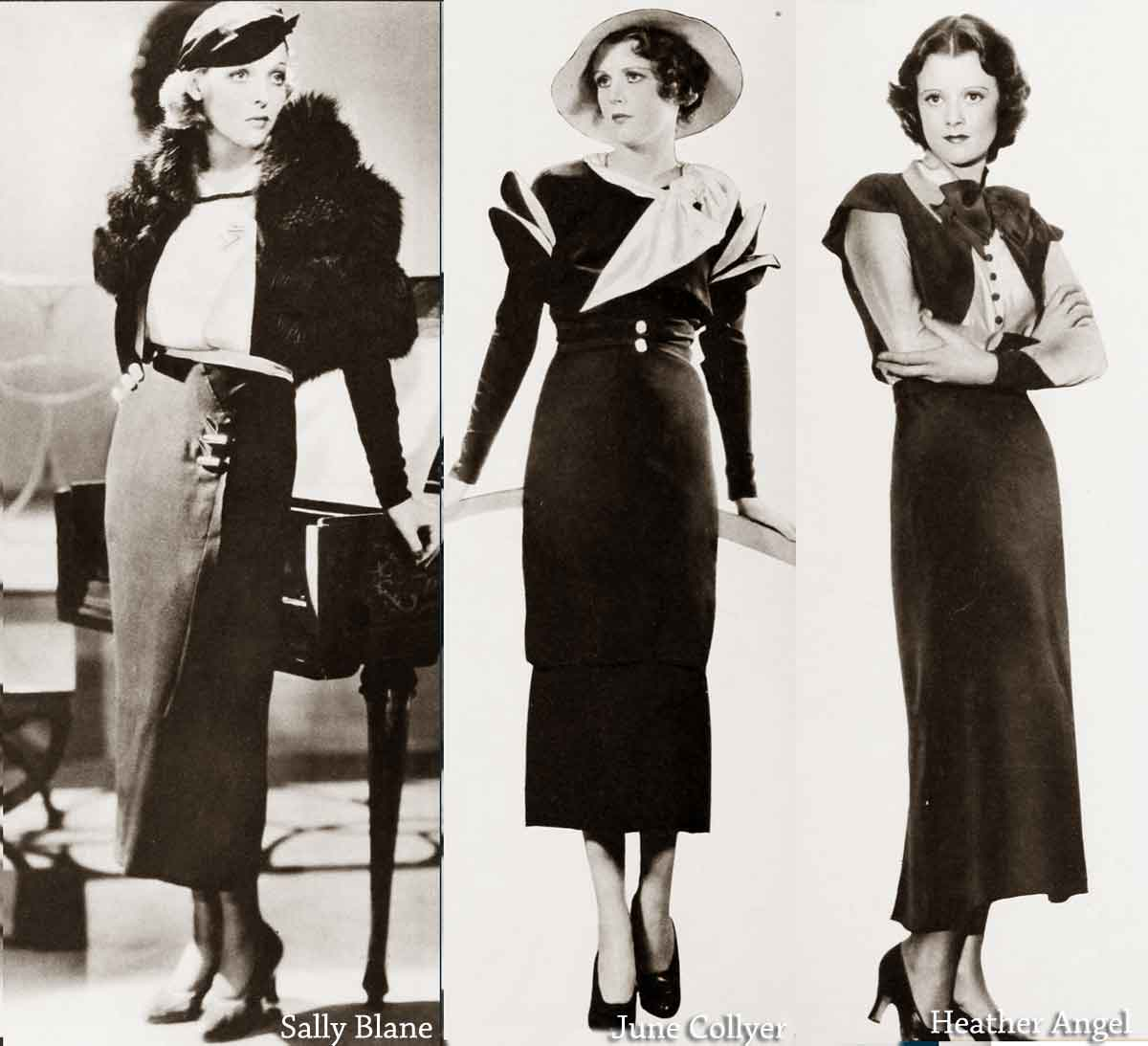 Vintage Hollywood Clothes 17