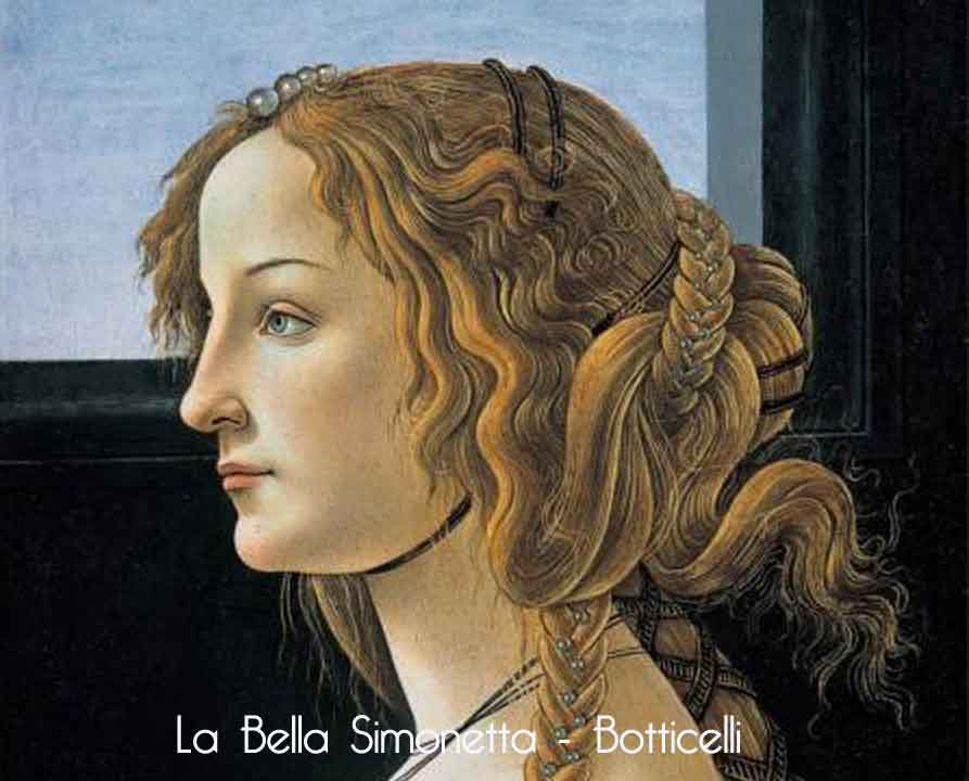 3--La-Bella-Simonetta---Botticelli---16th-century