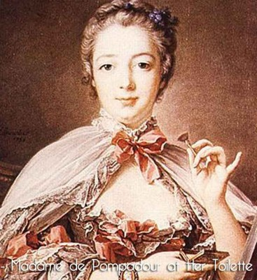 4-1758---Madame-de-Pompadour-at-Her-Toilette