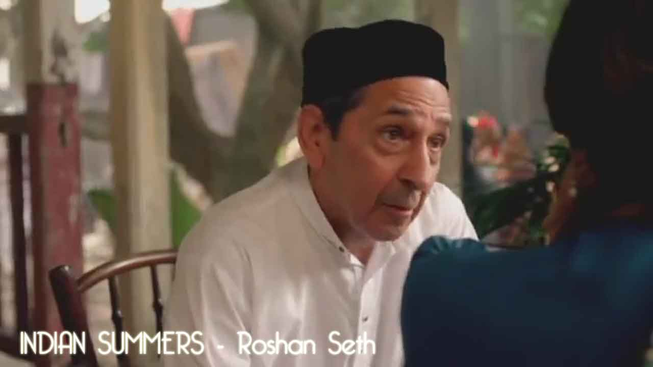 roshan seth voice over