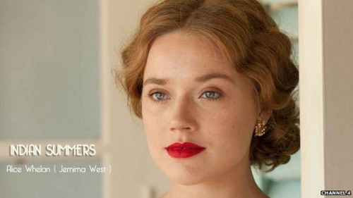 Indian-Summers-v-Downton-Abbey---Alice-Whelan----Jemima-West