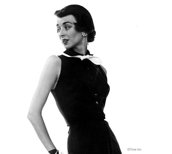 Spring-Fashions-1950---Dorien-Leigh-models---photo-Gjon-Mili-6