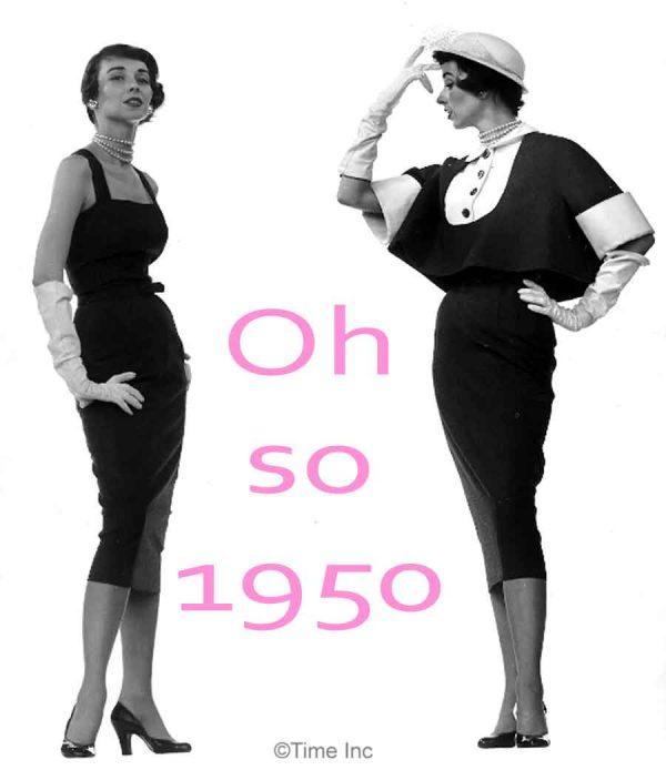 The gamine style of 1950. Model Dorian Leigh. Photo-Gjon-Mili