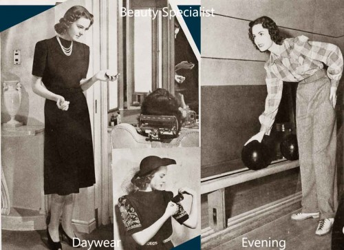 The-Beauty-Specialist---Daily-Wardrobe-in-1940