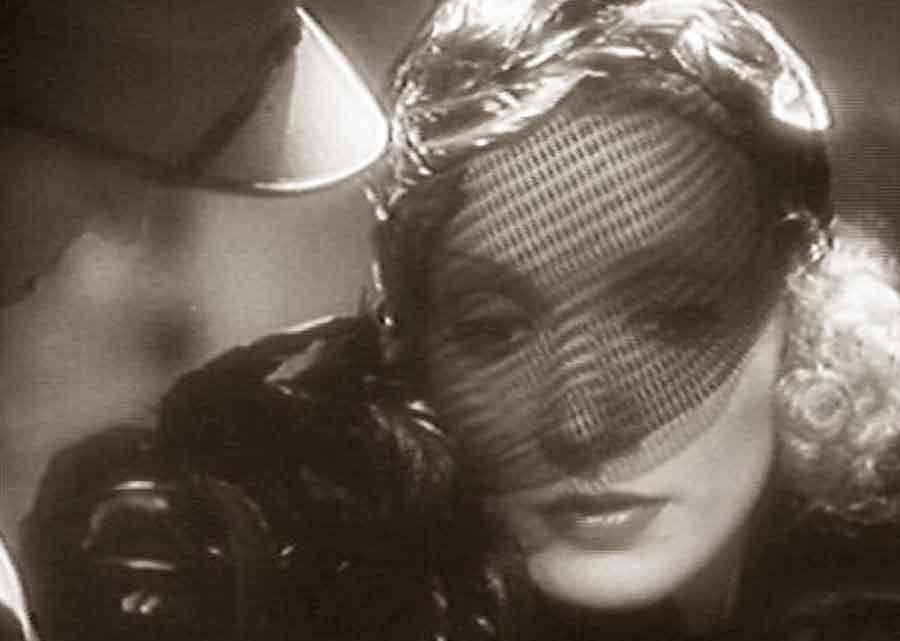 Veil fashion -Marlene-Dietrich-Shanghai-Express 1932 1b0a174434a