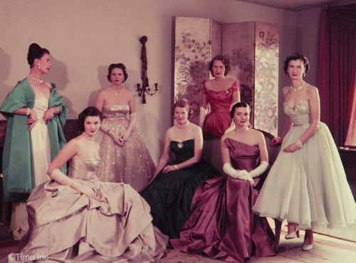Fashions-For-Spring-Washington--D.C.--1952