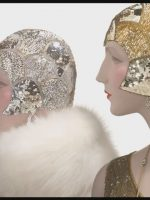 e7c6c9b421 Threads of Time – Color Portal to 1920s Womens Style